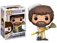 Pop! TV: The Joy of Painting - Bob Ross (With Paintbrush)