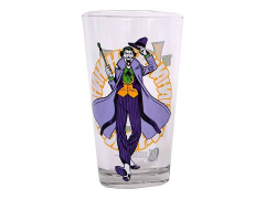 DC Comics Toon Tumblers The Joker Pint Glass