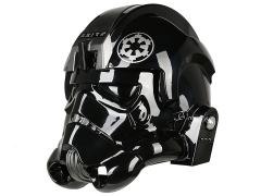 Star Wars Imperial TIE Fighter Pilot (Lt. Oxixo Variant) 1:1 Scale Wearable Helmet