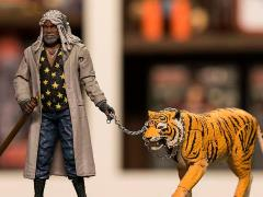 The Walking Dead Ezekiel & Shiva Two-Pack NYCC 2017 Exclusive