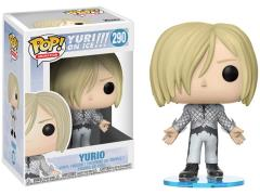 Pop! Animation: Yuri!!! on Ice - Yurio