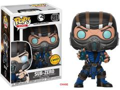 Pop! Games: Mortal Kombat - Sub-Zero (Chase)