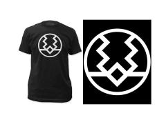 Marvel Inhumans Black Bolt Logo T-Shirt