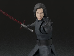 Star Wars S.H.Figuarts Kylo Ren (The Last Jedi)