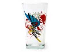DC Comics Toon Tumblers Batgirl Pint Glass