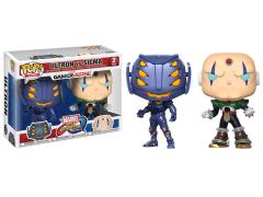 Pop! Games: Marvel Vs. Capcom: Infinite - Ultron Vs Sigma