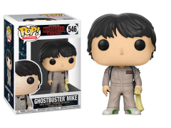 Pop! TV: Stranger Things - Ghostbuster Mike