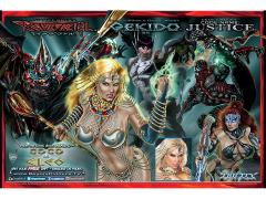 Gekido Poster Featuring Coco as Cleo Signed By Coco & Graig Weich
