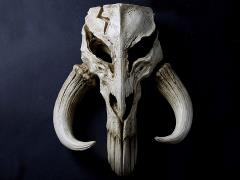 Star Wars Mandalorian Skull Wall Decor