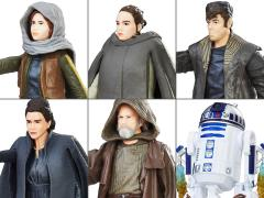 "Star Wars 3.75"" Force Link Wave 2 Set of 6"