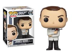 Pop! Movies: 007 James Bond  - James Bond (Goldfinger)