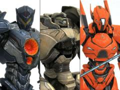 Pacific Rim: Uprising Select Wave 1 Set of 3 Figures