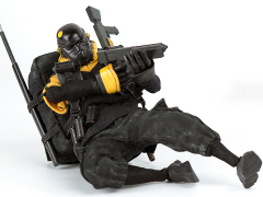 Tomorrow Kings Lonely Trooper TK Noir Sergeant Action Portable 1/12 Scale Figure
