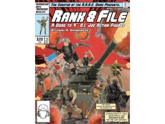 "Rank & File: A Guide to 4"" G.I. Joe Action Figures Volume 1.1"