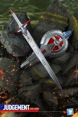 WU DW-M08 Sword Shield Kit for  Optimus Prime In Stock ! New DR