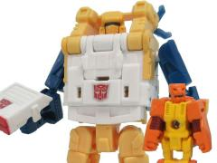 Transformers Legends LG64 Seaspray & Lione (Sawback)