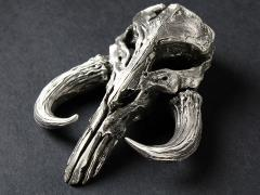 Star Wars Mandalorian Skull Mini Sculpture LE300