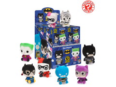 DC Comics Mystery Minis Batman Plushies Random Plush