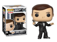Pop! Movies: 007 James Bond  - James Bond (The Spy Who Loved Me)