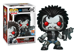 Pop! Heroes: Lobo PX Previews Exclusive