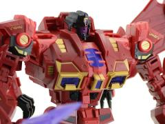 Master Builder MB-03B The Red Dragon