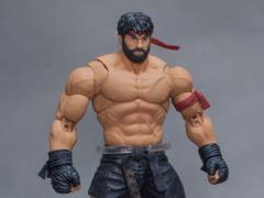 Street Fighter V Hot Ryu (Black Pants Ver.) 1/12 Scale Figure NYCC 2017 Exclusive