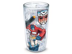 Transformers 16 oz Tumbler