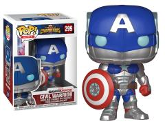 Pop! Games: Marvel: Contest of Champions - Civil Warrior