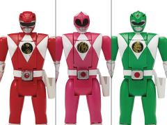 Mighty Morphin Power Rangers Legacy Head Morph Figure Set of 3