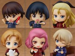 Girls Und Panzer Nendoroid Petite 03 Box of 6