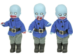 Living Dead Dolls Munchkins of Oz Three Pack Exclusive