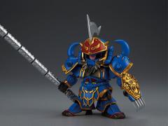 Gundam BB Senshi Sangokuden #411 HuangGai Gouf & Six Weapons Set B Model Kit