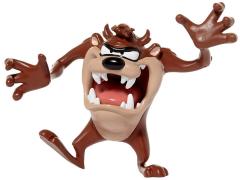 Looney Tunes Tasmanian Devil Bendable Figure