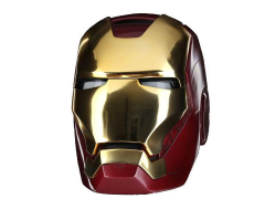 The Avengers Iron Man Mark VII 1:1 Scale Wearable Helmet