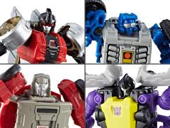 Transformers Power of the Primes Legends Wave 1 Set of 4 Figures