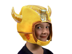 Transformers Bumblebee Plush Helmet (Youth Size)