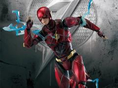 Justice League Dynamic 8ction Heroes DAH-006 The Flash PX Previews Exclusive
