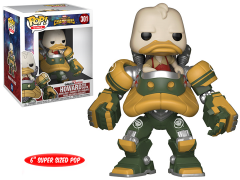 """Pop! Games: Marvel: Contest of Champions - 6"""" Super Sized Howard The Duck"""