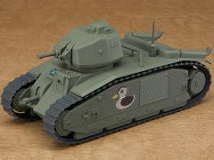 Girls Und Panzer das Finale Nendoroid More Char B1 bis