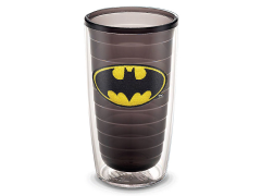 DC Comics Batman Emblem 16 oz Tumbler