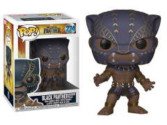 Pop! Marvel: Black Panther - Black Panther (Warrior Falls)