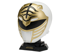 Mighty Morphin Power Rangers Legacy White Ranger 1/4 Scale Helmet