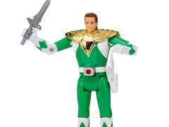 Mighty Morphin Power Rangers Legacy Green Ranger Head Morph Figure