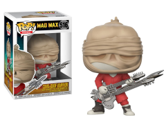 Pop! Movies: Mad Max: Fury Road - Coma-Doof Warrior