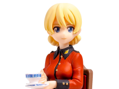 Girls und Panzer der Film PLAMAX MF-22: minimum factory Darjeeling 1/20 Scale Model Kit