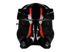 First Order Special Forces TIE Fighter Pilot (The Force Awakens) 1:1 Scale Wearable Helmet