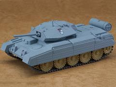 Girls Und Panzer das Finale Nendoroid More Crusader Mk. III