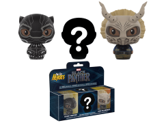 Pint Size Heroes: Black Panther Three-Pack