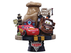 Disney D-Select DS-009 Cars 3 PX Previews Exclusive Statue