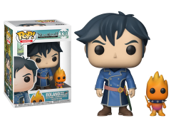 Pop! Games: Ni no Kuni II Roland with Higgledy